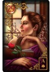 Gilded Reverie Lenormand (Expanded Edition) - Золотые мечты Ленорман