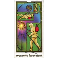 Masonic Tarot by Jean Beauchard
