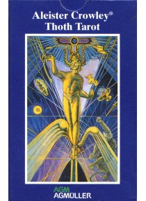 Aleister Crowley Thoth Tarot MINI (Таро Тота)