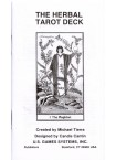 The Herbal Tarot (Таро Трав)