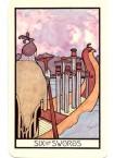 Аквариан Таро (Aquarian Tarot)