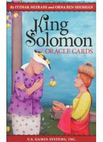 Оракул царя Соломона (King Solomon Oracle Cards)