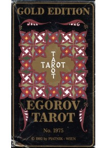 Egorov Tarot Gold Edition (Таро Егорова)